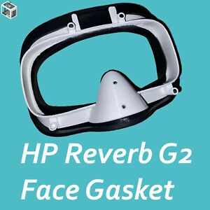 HP Reverb G2 Improved FOV Face Gasket With Silicone Padding & Magnets (LIMITED)