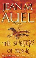 Auel, Jean M., The Shelters of Stone, UsedVeryGood, Paperback