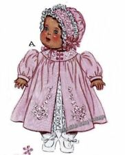 Child Doll Clothing Sewing Patterns Vintage