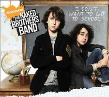 The Naked Brother Band - I Dont Want To Go To School [New & Sealed] Digipack CD