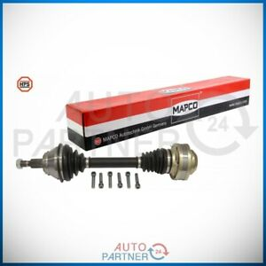 Mapco Thin Shorter Drive Shaft For VW Golf 4 Tdi 6 Speed Left Special Parts