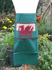 Welsh BBQ Apron