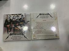 METALLICA  CD + DVD  HARDWIRED GARAGE DAYS REVISITED SEALED