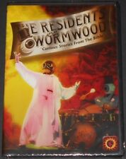 THE RESIDENTS play wormwood USA DVD new sealed LIVE IN GERMANY 1999