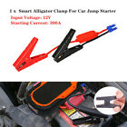 Smart Booster Cable Battery Alligator Clamp Emergency Lead For Car Jump Starter