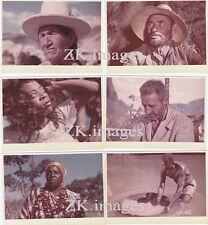 MAGIE VERTE 6 Phot BRESIL Macumba Amazonie Andes 1953
