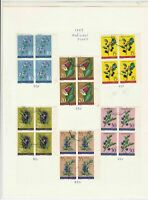 yugoslavia stamps page ref 16831