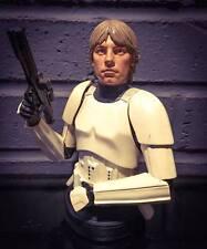 Gentle Giant Star Wars Luke Skywalker Stormtrooper Bust Exclusive! 1271/3500