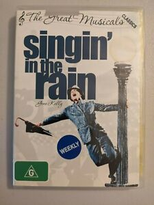 Singin' In The Rain DVD