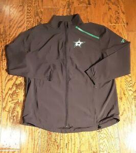 Fanatics Men's Dallas Stars Authentic Pro Full Zip Lightweight Jacket XL NWOT