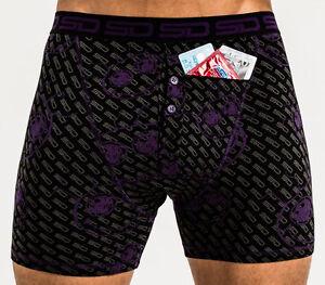 Fantazia Smuggling Duds Men's Boxer Shorts Boxer Briefs