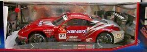 """Nissan  XANAVI  """" Fairlady Z Super GT 500 """" 1:20 SCALE / 9.25"""" LONG & 4.50"""" WIDE"""