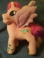 My little pony princess cadence story telling plush doll