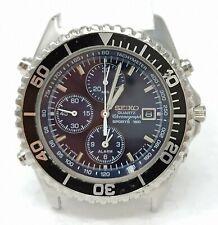 Orologio Seiko 7T32-7C20 diver watch cronograph clock seiko sport 150 horloge