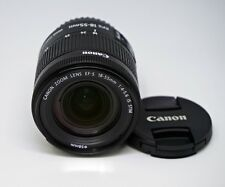 Canon EF-S 18-55mm f/4-5.6 IS STM Lens Black -  Bulk(White Box)