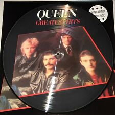 QUEEN - GREATEST HITS, LIMITED ED. 180 GRAM VINYL PICTURE DISC LP