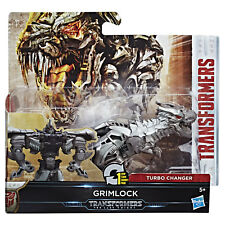 Transformers The Last Knight 1-Step Turbo Changer GRIMLOCK (C2822) by Hasbro