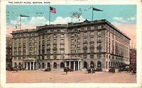Vintage Postcard - 1924 The Cropley Plaza Building Boston Massachusetts #3643