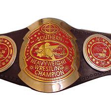 Southern Heavyweight Wrestling Championship Replica Belt