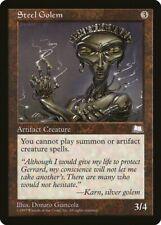 Steel Golem Weatherlight NM Artifact Uncommon MAGIC GATHERING CARD ABUGames