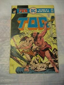 tor #5 very fine condition 1975 dc comics