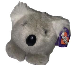 "Vintage 1994 Puffkins AUSSIE THE KOALA BEAR 4"" Plush With Tags"
