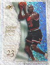 1997 - 1998 Skybox E-X 2001 Micheal Jordan #9 Please Read