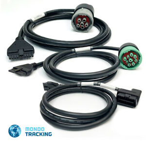 PT30 ELD Adapter Cable, HOS Electronic Logging Device, Compliance Solutions, NEW