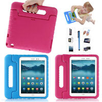 "For Huawei MediaPad T3 10 9.6"" Tablet Kids Friendly EVA Foam Handle Case Cover"