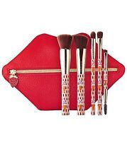 Sephora Berry Kissable Brush Set & Lips Case/Bag Ice Cream