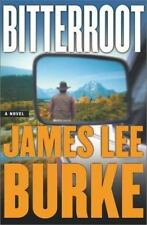 Bitterroot by James Lee Burke Signed Limited Edition