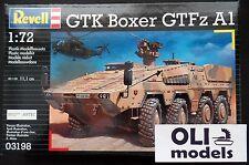 1/72 German Gtk Boxer Gtfz A1 - Revell 03198