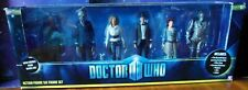 11th Doctor 6 Figure Gift Set with River Song Idris Silent Ood etc NEW SEALED