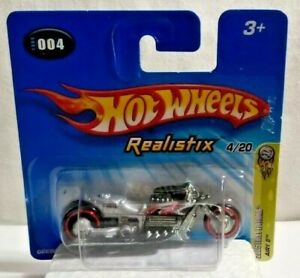 MATTEL HOT WHEELS 2005 FIRST EDITIONS - REALISTIX AIRY 8 - SEALED BLISTER PACK