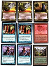 """Magic the Gathering Visions Edition Set (A) of 9 Cards """"Make Offer Sale"""""""