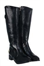 Women's Wet look Shiny Zip Boots