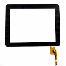 "Digitizer Touch Screen di Ricambio per 9.7"" Tablet PC VETRO wj-dr97010-03"