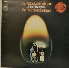 "MAHAVISHNU ORCHESTRA & JOHN MCLAUGHLIN - THE INNER MOUNTING FLAME 12"" LP (X 61)"