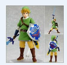 The Legend of Zelda Skyward Sword Link Action Figure MAX Factory Figma #153 NIB