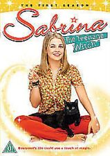 SABRINA The Teenage Witch - Series 1 (2007) 4-Disc : New Sealed UK Region 2 DVD