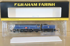GRAHAM FARISH 372-310 BR 4-6-2 MERCHANT NAVY LOCO 35024 EAST ASIATIC COMPANY nl