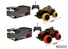 Remote Control Cross Country Monster Truck Jeep 1:16 Scale Toy Car