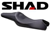 Selle SHAD Confort moto YAMAHA Diversion XJ6 600 10/11 noir 2009 à 2016