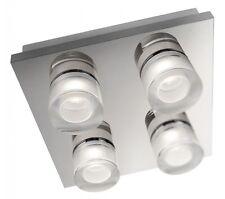Philips Ledino InStyle Ceiling light - Darius - Low Energy - 4 x 2.5w Power LED
