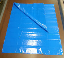 """New Playset 13 oz PVC Tarp with Brass Grommets - 60"""" x 120"""" - Made in USA"""