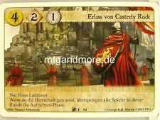 A Game of Thrones LCG - 2x adozione di Castel Granito #054 - Leone del dirupo