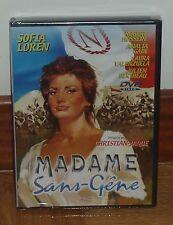 MADAME SANS-GENE - DVD - NUEVO - PRECINTADO - DESCATALOGADO - SOFIA LOREN