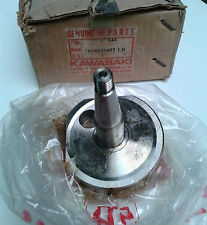 NOS KAWASAKI KV75 KV 75 MT1 DYNAMITE ENGINE RIGHT CRANKSHAFT CRANK RH 13038-039