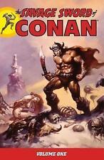 The Savage Sword of Conan Volume 1, Acceptable, Roy Thomas, Dark Horse, Book