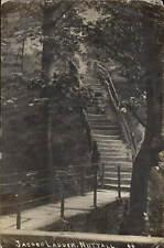 Nuttall near Bury. Jacob's Ladder # 44 by A.E.Shaw, Blackburn.